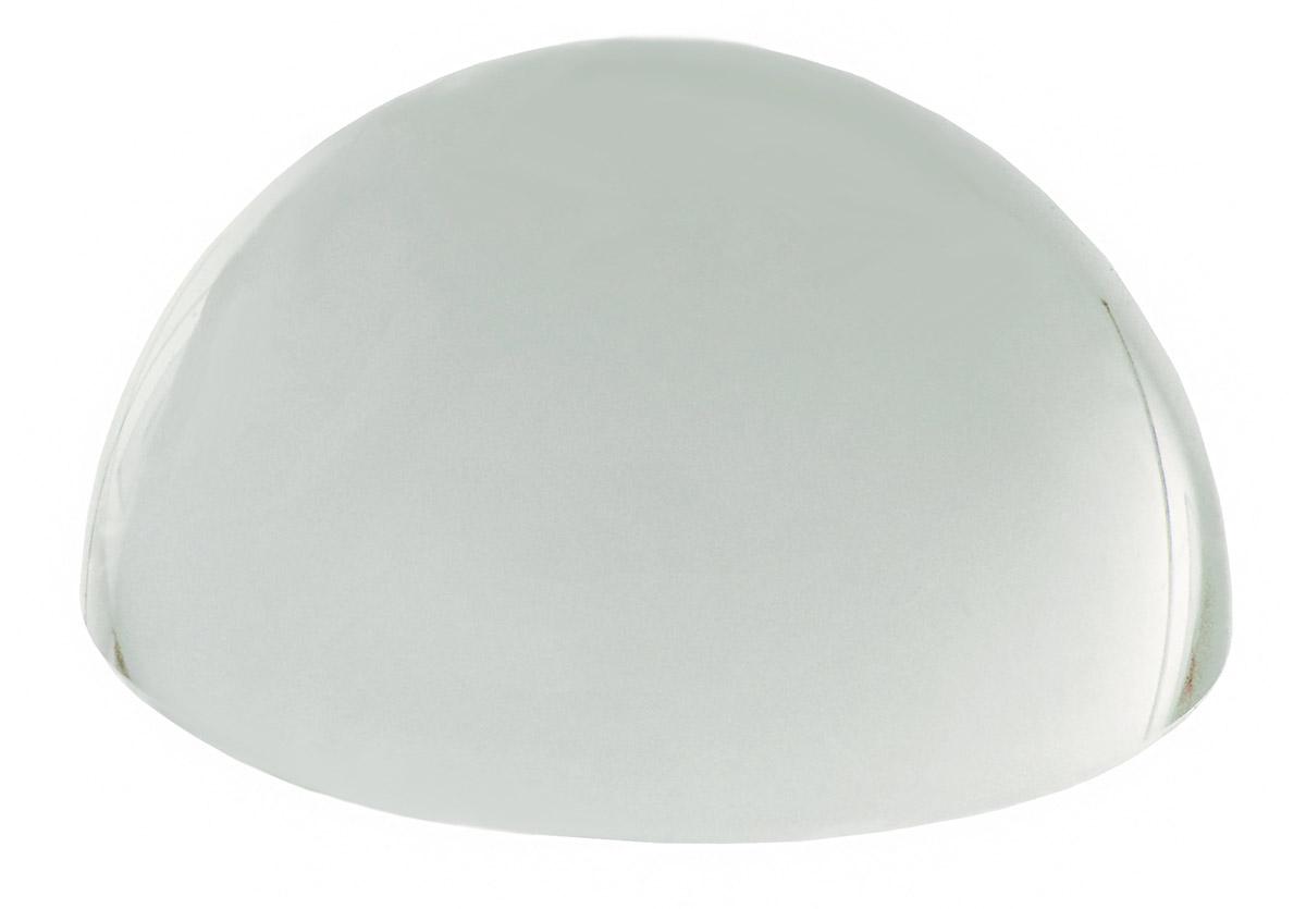 crystal glass halfsphere