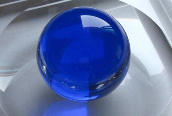 Ultramarin Glass Sphere