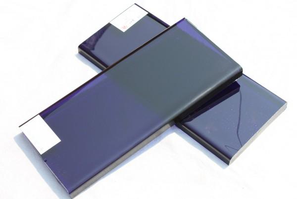 Tanzanite Blue Glass Slab