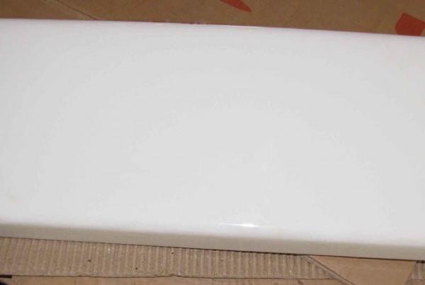 white opaque glass slab